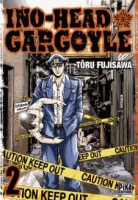 Ino-Head Gargoyle T02