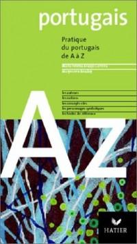 Le Portugais de A à Z, édition 2003