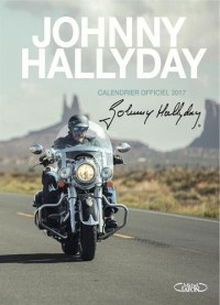Johnny Hallyday Calendrier officiel 2017
