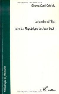La famille et l'Etat dans la République de Jean Bodin
