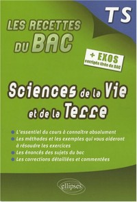 Sciences de la Vie et de la Terre, Tle S