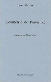 Géométrie de l'invisible