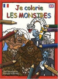 Je colorie les monstres