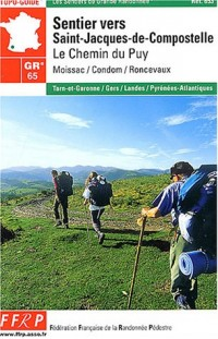 Sentier vers Saint-Jacques-de-Compostelle : Moissac/Roncevaux