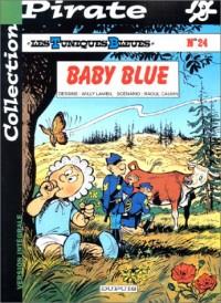 BD Pirate : Les Tuniques bleues, tome 24 : Baby Blue