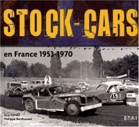 Stock-cars en France : 1953-1970