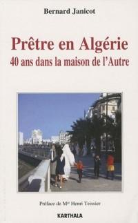Prêtre en Algérie