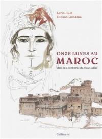 Onze lunes au Maroc: Chez les Berbères du Haut-Atlas