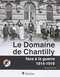 Le domaine de Chantilly face à la guerre : 1914-1919