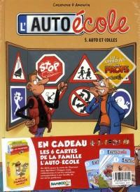 Auto école tome 5 jeu des familles Bamboo
