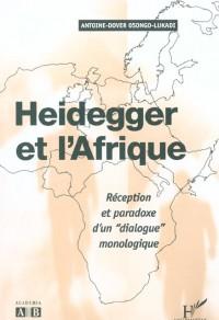 Heidegger et l'Afrique