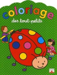 Coloriage Coccinelle