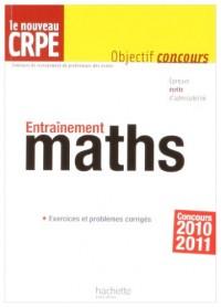 Entraînement maths : Le nouveau CRPE