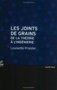 Les joints de grains : De la théorie à l'ingénierie