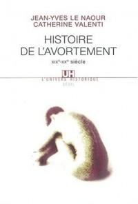 Histoire de l'avortement : XIXe-XXe siècle