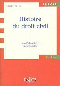 Histoire du droit civil