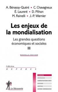 Les enjeux de la mondialisation (03)