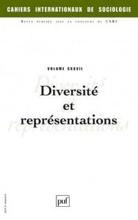 Diversité et représentations