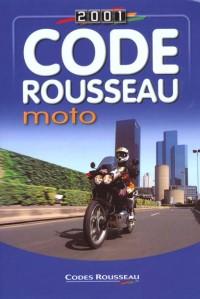 Code rousseau moto 2001