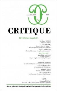 Critique 850