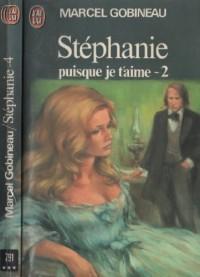 Stephanie  T2 Puisque Je T'Aime