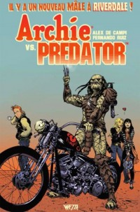 Archie Vs Predator - Edition Dry