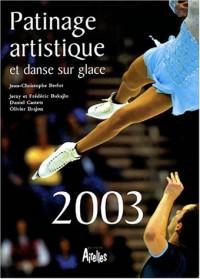 Patinage artistique et danse sur glace 2003