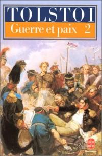 Guerre et paix, tome 2
