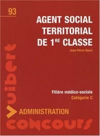Agent social territorial de 1e classe