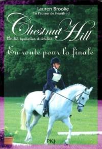 Chestnut Hill, Tome 14 : En route pour la finale