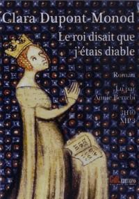 Le Roi Disait Que J'Étais le Diable (1 CD MP3)