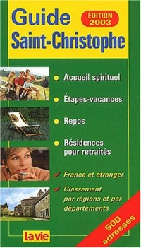 Guide Saint-Christophe. Edition 2003