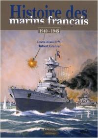 Histoire des marins français : 1940-1945