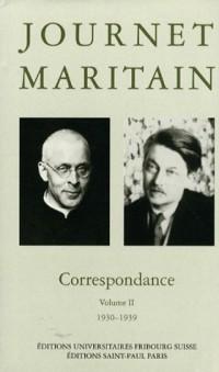 Correspondance : Volume 2, 1930-1939