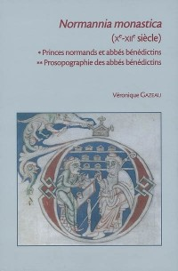 Normannia monastica. Vol. 1