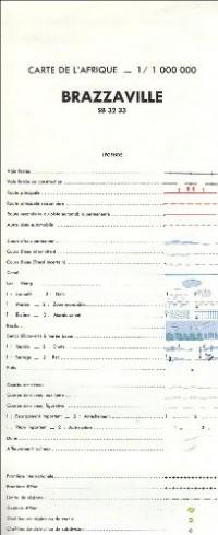 Tsb3233 Brazzaville  (Cim) 1/1m