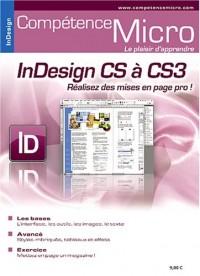 InDesign CS à CS3 : Réalisez des mises en pages pro !