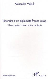 Itinéraire d'un diplomate franco-russe