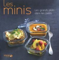 Les minis : Les grands plats dans les petits
