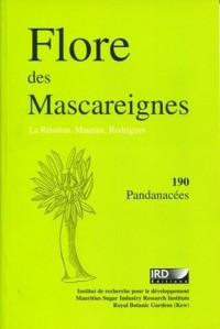 Flore des Mascareignes : 190, Pandanacées
