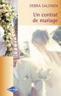 Un contrat de mariage