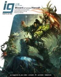 IG Magazine, N° 8, Mai-juin 2010 : Blizzard et l'univers Warcraft