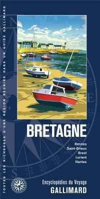 Bretagne: Rennes, Saint-Brieuc, Brest, Lorient, Nantes