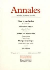 Annales Histoire Sciences Sociales 2017/3