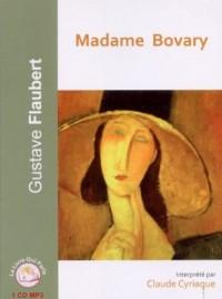 Madame Bovary - 1 CD MP3
