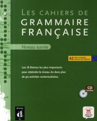 Cahier de Grammaire Niv A2 Eleve CD