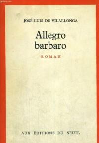 Allegro barbaro                                                                               022796
