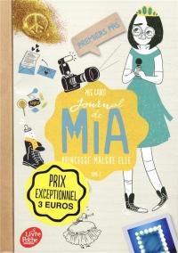 Journal de Mia, princesse malgré elle - Tome 2: Premiers pas