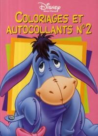 Coloriages et Autocollants numéro 2