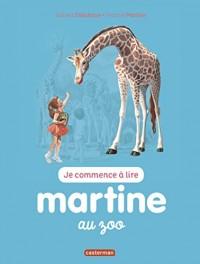 Je commence à lire avec Martine, Tome 47 : Martine au zoo